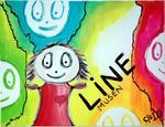 Line musen