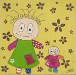 Gudmor og Anna